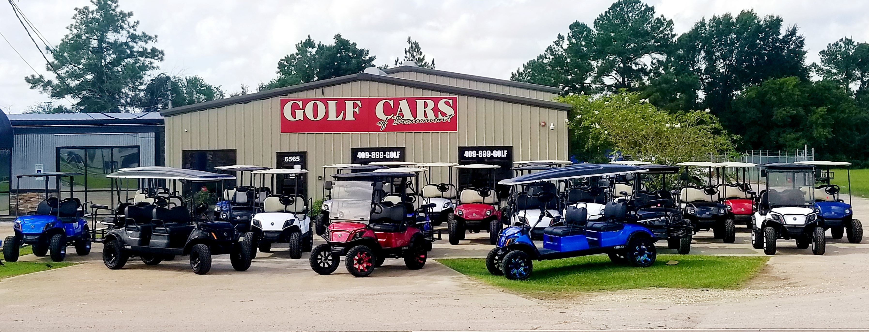 Home Golf Carts New And Used Electric And Gas Carts From Golf - Car show beaumont tx