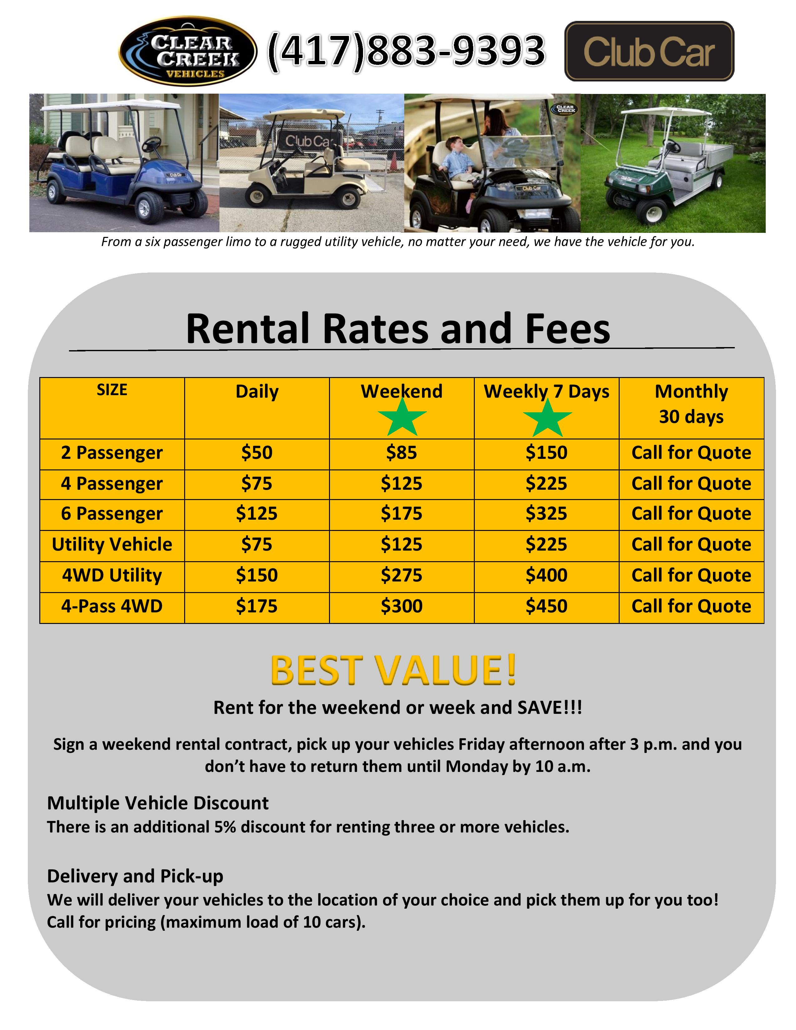 Rent Cars In Springfield Mo